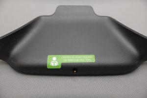 Xbox Chatpad背面